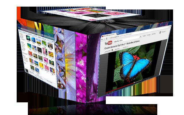 Windows 8 CubeDesktop NXT full